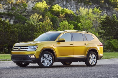 Volkswagen Of America Reports May 2017 Sales Results