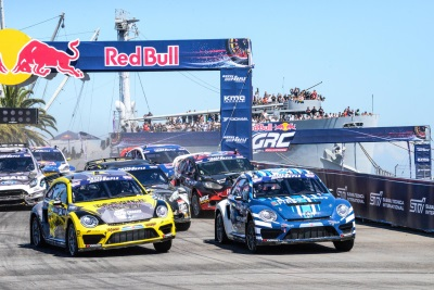 VOLKSWAGEN ANDRETTI RALLYCROSS TEAM AIMS TO KEEP MOMENTUM GOING INTO BARBADOS GRC DOUBLEHEADER