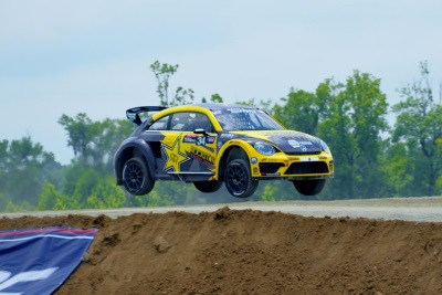VOLKSWAGEN ANDRETTI RALLYCROSS TEAM PREPARED TO EARN CHAMPIONSHIP POINTS IN ROUNDS FIVE AND SIX IN DETROIT
