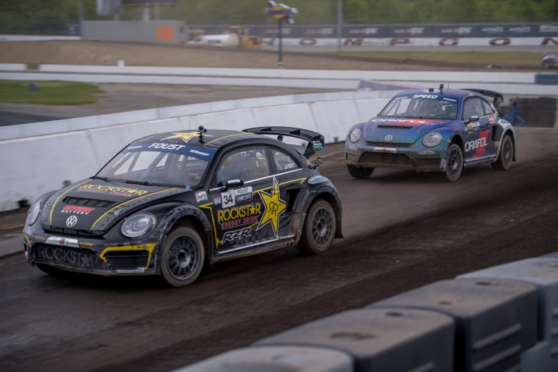 Volkswagen Andretti Rallycross Aims To Return To Victory Circle In Ottawa