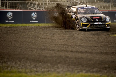 Three More Podiums, Including 1-2 Finish, For Volkswagen Andretti Rallycross In Ottawa