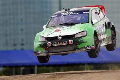 VOLKSWAGEN ANDRETTI RALLYCROSS TEAM LOOKING FOR FOUR WINS OUT OF FIVE IN CHARLOTTE