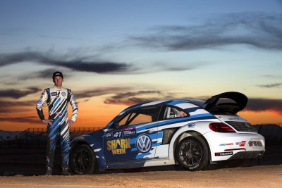 VOLKSWAGEN ANDRETTI RALLYCROSS AND SCOTT SPEED SIGN CONTRACT EXTENSION