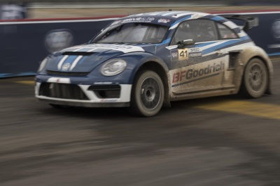 VOLKSWAGEN ANDRETTI RALLYCROSS TEAM PICKS UP VALUABLE POINTS AT DALLAS GRC ROUND