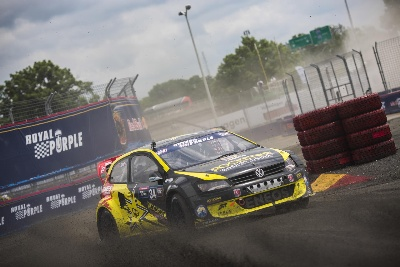 VOLKSWAGEN ANDRETTI RALLYCROSS TEAM AIMS FOR PODIUM FINISHES AT DAYTONA THIS WEEKEND