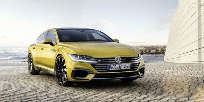 Volkswagen Arteon Makes World Debut At The Geneva Auto Show