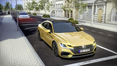 The New Volkswagen Arteon Innovative Driver Assistance Systems In Detail – Part 2