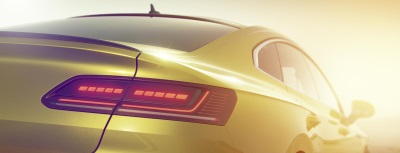 The New Volkswagen Arteon Will Make Its World Debut At The Geneva Auto Show