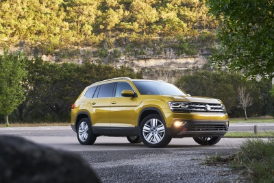 Volkswagen Teams Up With Amazon Prime Now For On-Demand Test Drives Of The All-New Atlas