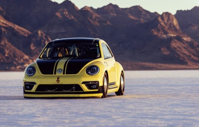 328 KM/H! – THE WORLD'S FASTEST BEETLE