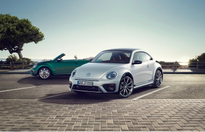 STYLING CHANGES AND NEW R-LINE TRIM FOR REVISED VOLKSWAGEN BEETLE