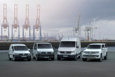 Volkswagen Commercial Vehicles Achieved Record Deliveries In First Quarter Of 2017