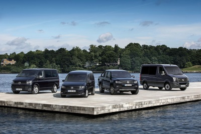 VOLKSWAGEN COMMERCIAL VEHICLES DELIVERS 154,600 VEHICLES BETWEEN JANUARY AND APRIL