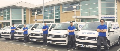 VOLKSWAGEN COMMERCIAL VEHICLE HARDWARE BOOSTS SOFTWARE COMPANY