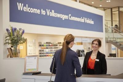 VOLKSWAGEN COMMERCIAL VEHICLES RECOGNISES TOP PERFORMING VAN CENTRES