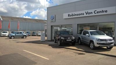 Volkswagen Commercial Vehicles Expands Van Centre Network