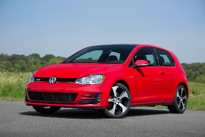 THE 2015 VOLKSWAGEN GOLF GTI IS NAMED YAHOO AUTOS CAR OF THE YEAR
