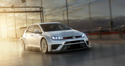 Update For The Natural Born Winner: Volkswagen Golf GTi TCR Lines Up With New Aerodynamics