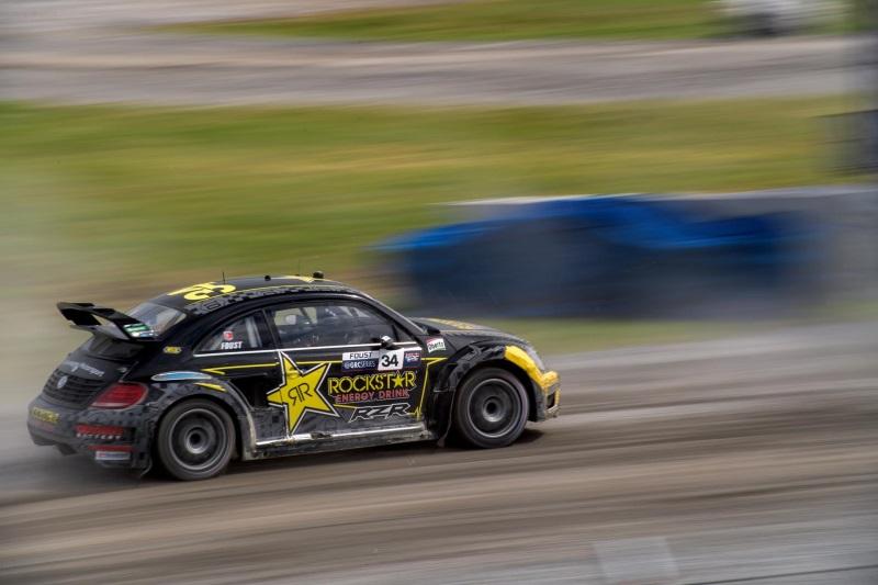 Volkswagen Andretti Rallycross Seeks Victory In Hometown Indianapolis Race