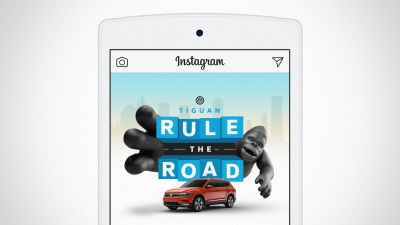 Volkswagen Pushes Instagram To The Limit With First-Of-Its-Kind Experience To Launch The All-New 2018 Tiguan