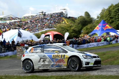 VOLKSWAGEN STILL LEADS, AMIDST MORE DRAMA – LATVALA ON 'PLANET JML' WITH THE POLO R WRC