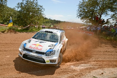 EXCELLENT RESULTS IN THE SHAKEDOWN: VOLKSWAGEN READY FOR THE RALLY PORTUGAL