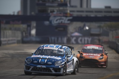 VOLKSWAGEN ANDRETTI RALLYCROSS SEEKS TO CONQUER NEW VENUE AT RED BULL GLOBAL RALLYCROSS SEATTLE
