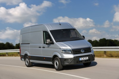 Volkswagen Commercial Vehicles Launches New Scrappage Scheme