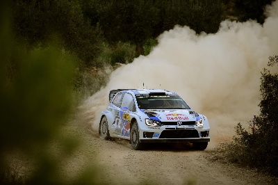 WORLD CHAMPIONS AGAIN*! WINNERS IN SPAIN! OGIER AND INGRASSIA DEFEND WRC TITLE WITH VOLKSWAGEN