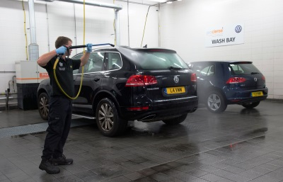 Today's The Day For Volkswagen's Spring Health Check