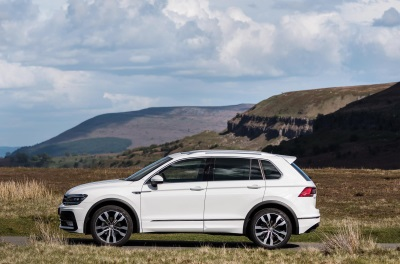 THE ALL-NEW TIGUAN: ACCESSORISE YOUR VOLKSWAGEN, YOUR WAY