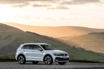 Latest Volkswagen Tiguan Joins Motability Scheme
