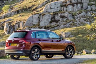 Latest Volkswagen Tiguan Joins Motability Scheme - Conceptcarz.com