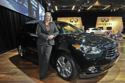 FIVE MINUTES WITH WENDY DURWARD, DIRECTOR OF INFINITI CANADA