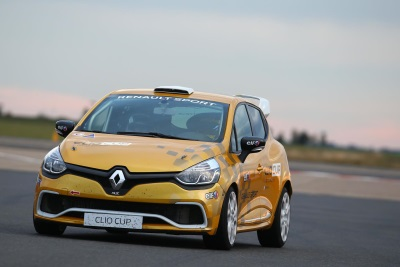 WESTBOURNE SET TO EXPAND INTO RENAULT UK CLIO CUP JUNIOR FOLLOWING 'SAMPLER DAY' TEST