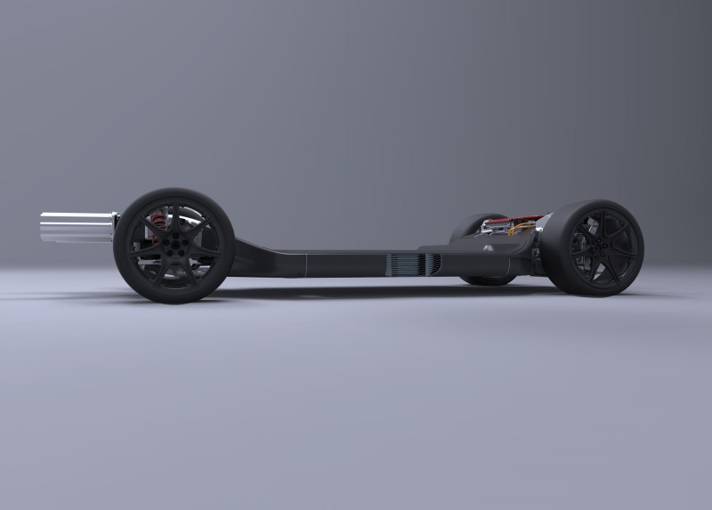Williams Advanced Engineering Reveals Lightweight Electric Car Platform Concept
