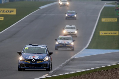 FIRST WIN OF SEASON FOR COOK AT RAIN-HIT DONINGTON