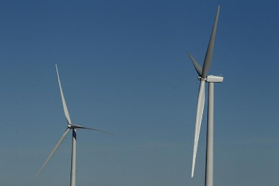WIND TURBINES OUTPERFORMING EXPECTATIONS AT HONDA TRANSMISSION PLANT
