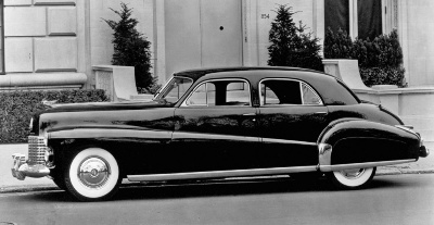 DUKE AND DUCHESS OF WINDSOR'S 1941 CADILLAC TO BE AUCTIONED IN NEW YORK CITY