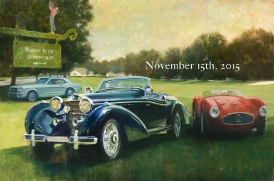 CELEBRATE THE ART OF AUTOMOTIVE DESIGN DURING THE 14th ANNUAL WINTER PARK CONCOURS D'ELEGANCE