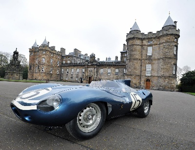 EXCLUSIVE 'WORLD FIRST' MOTORING FEATURES AND UNIQUE CARS CONFIRMED FOR 2015 AT THE PALACE OF HOLYROODHOUSE