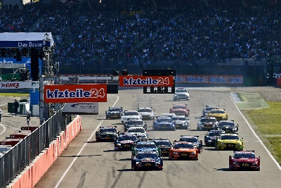 WORLD RX SIGNS MULTI-YEAR DEAL WITH DTM FOR HOCKENHEIM RACE