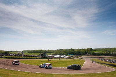 WORLD RX RETURNS TO HOME OF RALLYCROSS AT LYDDEN HILL WITH SIX BRITISH DRIVERS