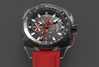 WORLD RX SIGNS REBELLION TIMEPIECES AS OFFICIAL CHAMPIONSHIP TIMING PARTNER
