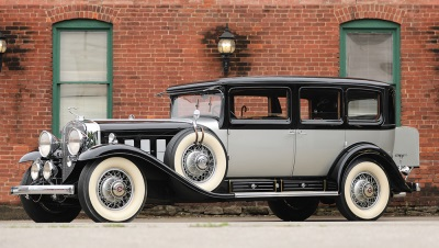 Important American Classics from the Jimmie Taylor Collection to go under the hammer at no reserve at Worldwide's 10th annual Auburn Auction