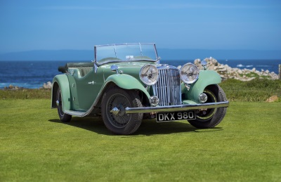 Worldwide Auctioneers announces inaugural Monterey Car Week auction