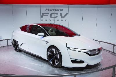 HONDA KICKS OFF 'YEAR OF HONDA' INNOVATIONS AT 2015 NORTH AMERICAN INTERNATIONAL AUTO SHOW