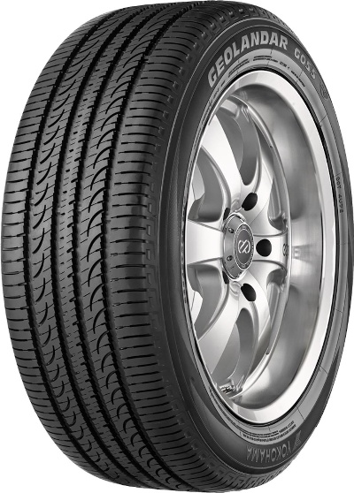 YOKOHAMA TIRE CORPORATION'S NEW CROSSOVER TIRE, THE GEOLANDAR G055™, IS NOW ON SALE