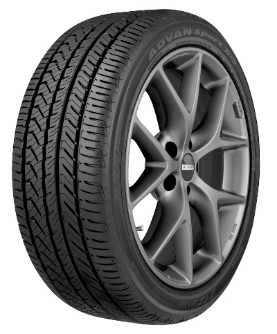 YOKOHAMA TIRE CORPORATION OFFERS THE 'ULTIMATE DRIVE' WITH ITS NEW ADVAN SPORT® A/S TIRE