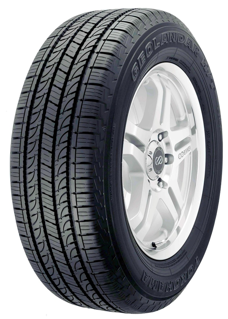YOKOHAMA TIRE CORPORATION'S TRUCK/SUV TIRE TECHNOLOGY HIGHLIGHTED IN NEW GEOLANDAR H/T G056™